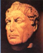 a biography of marc anthony a roman statesman Marcus antonius, who is known in english as mark antony, was a roman general and statesman he was an integral part of politics in rome during its transition from a.